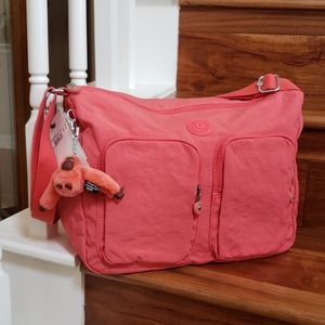 NWT Kipling Sidney Crossbody Shoulder Bag